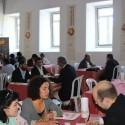 Uma centena de empresários e investigadores em reuniões bilaterais