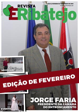 Revista É Ribatejo Fevereiro