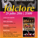 XXIX FESTIVAL INTERNACIONAL DE FOLCLORE DE ALCANENA
