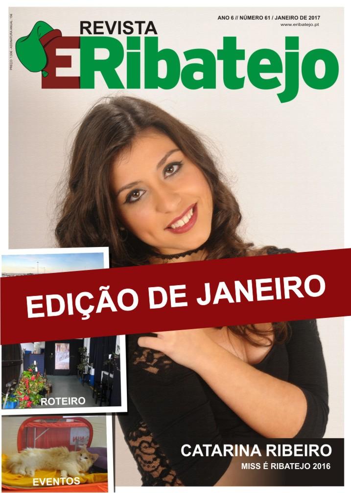 Revista É Ribatejo janeiro