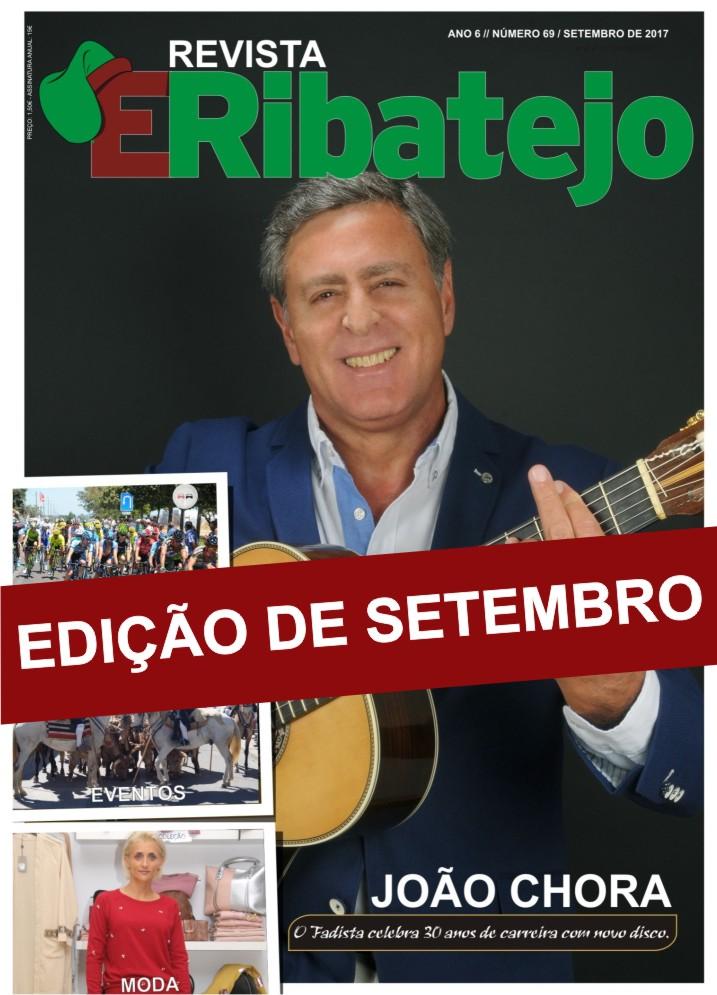Revista É Ribatejo setembro