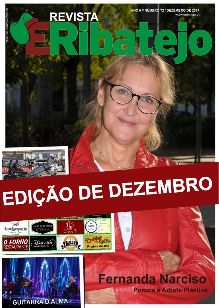 Revista É Ribatejo Dezembro