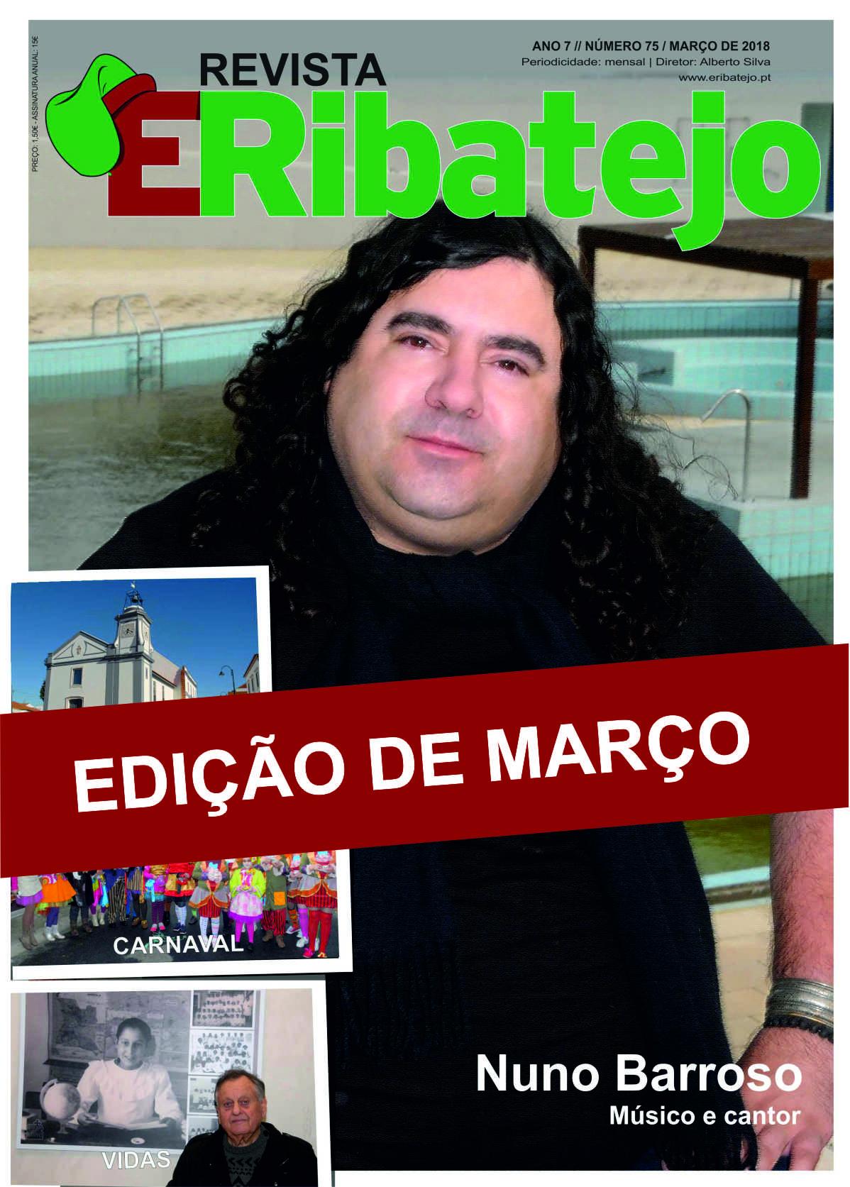 Revista É Ribatejo Marco