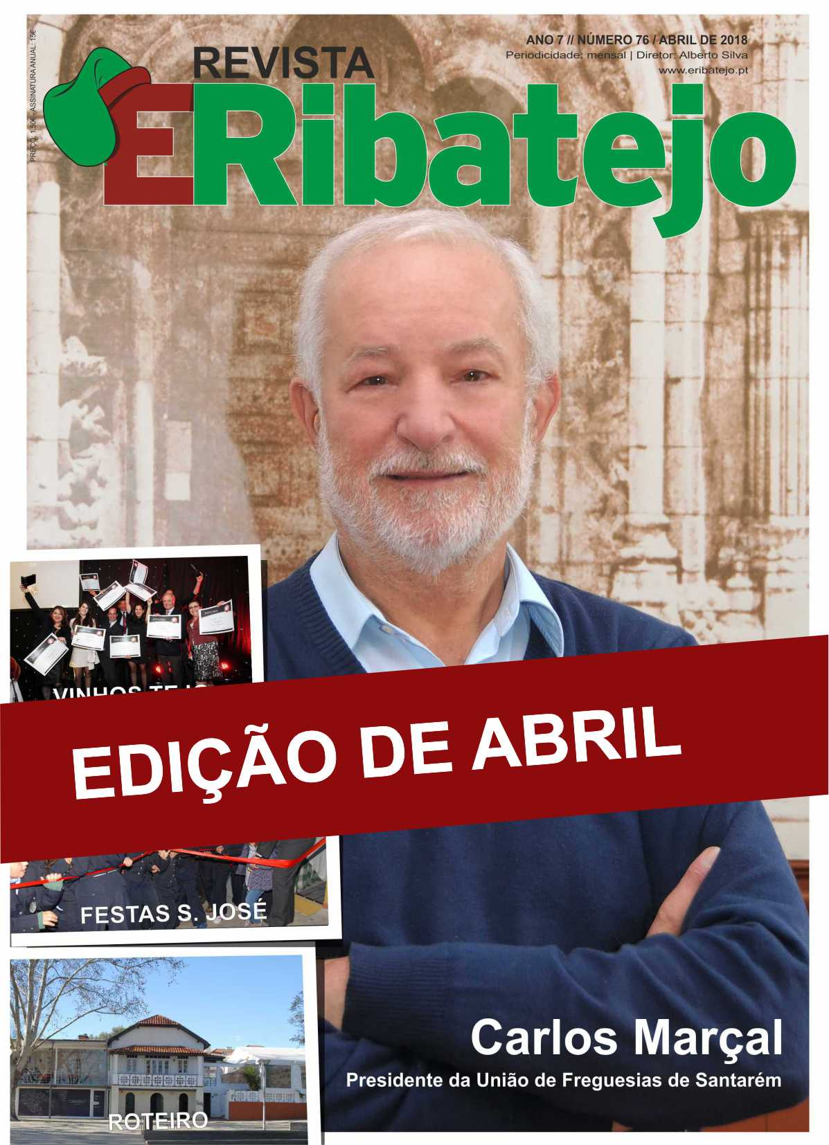 Revista É Ribatejo Abril