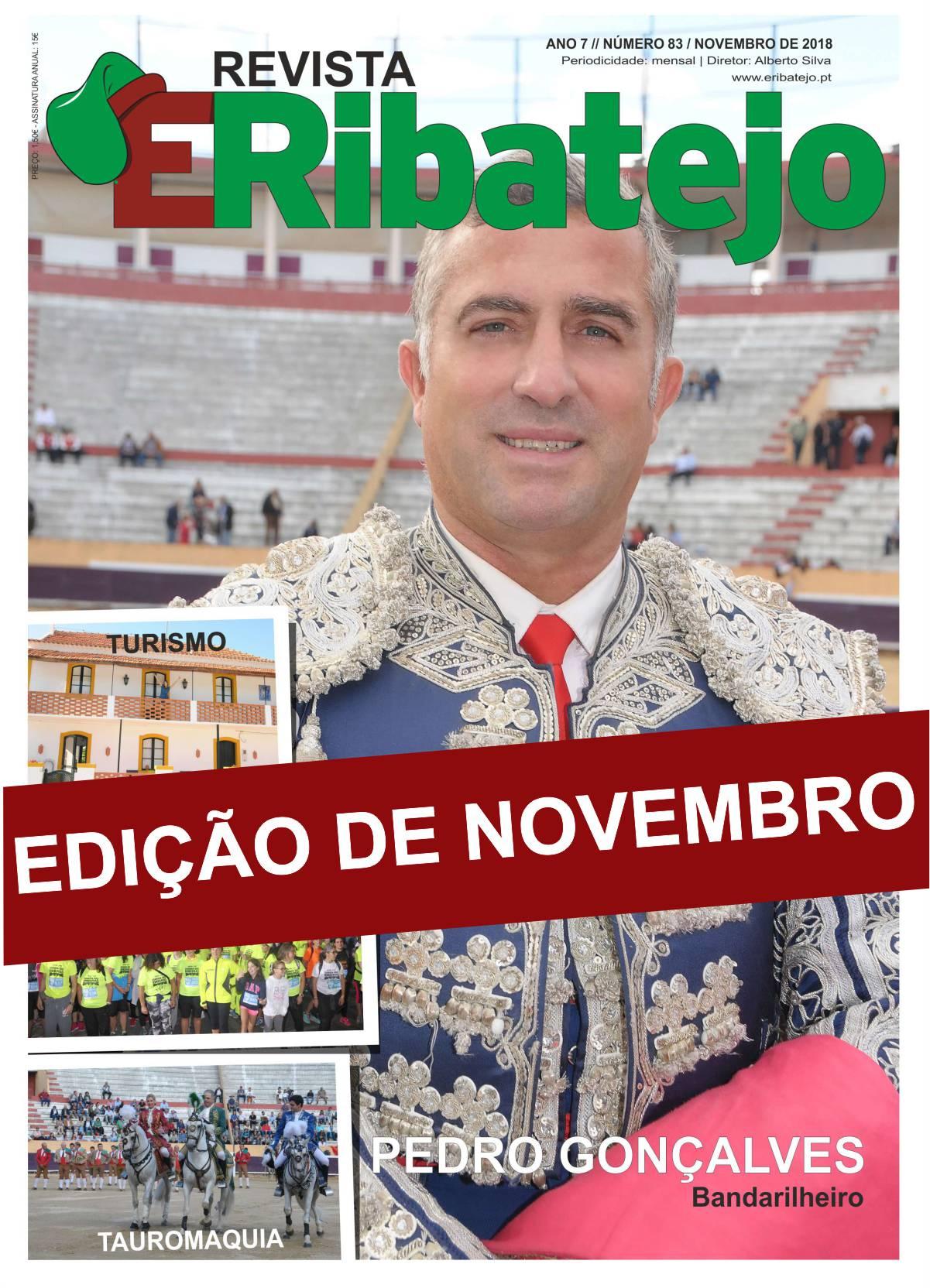 Revista É Ribatejo Novembro