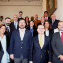 Embaixador da Moldávia recebido em Santarém