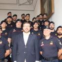 Bombeiros de Santarém promovidos a subchefe