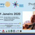 """Rotary de Almeirim distingue Custódio Castelo """"Profissional do Ano"""""""
