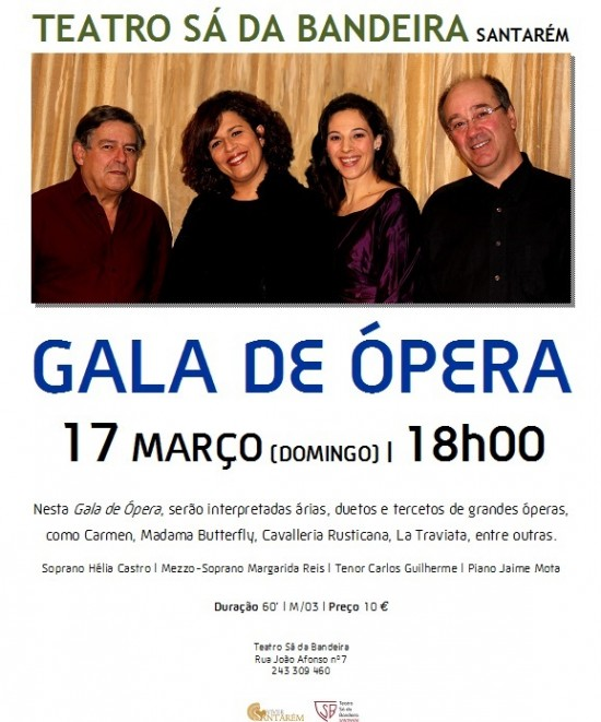 Gala de Opera Cartaz
