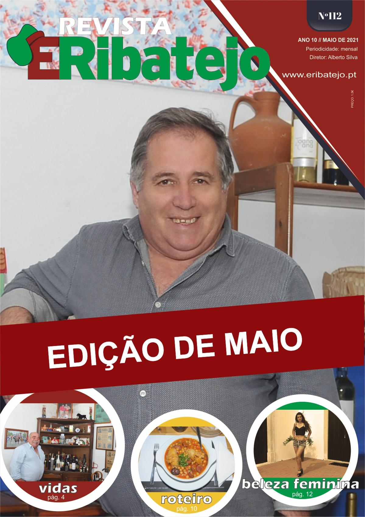 Revista É Ribatejo Maio