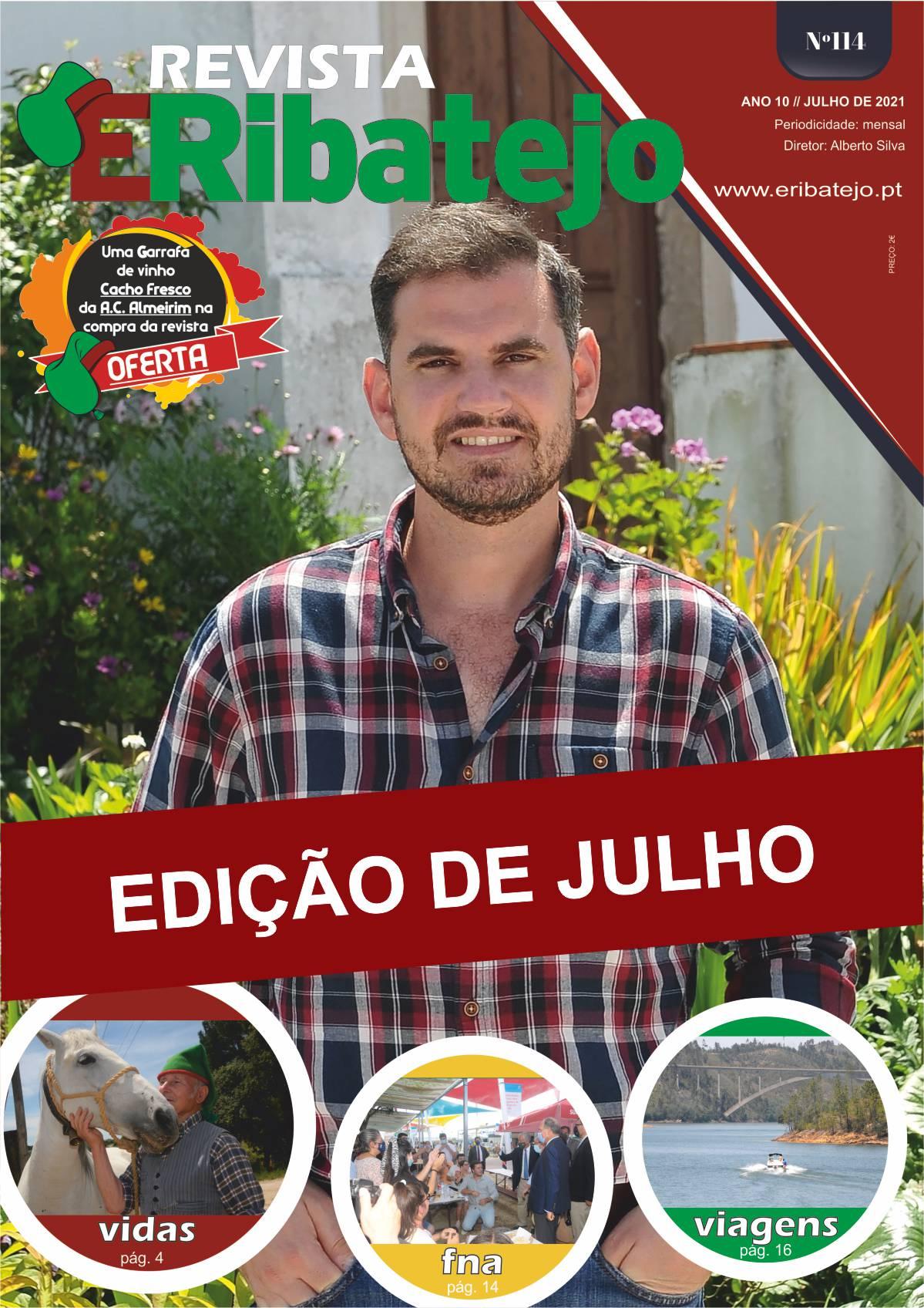 Revista É Ribatejo Julho