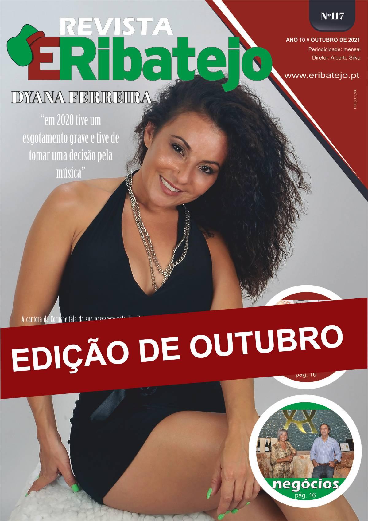 Revista É Ribatejo Outubro